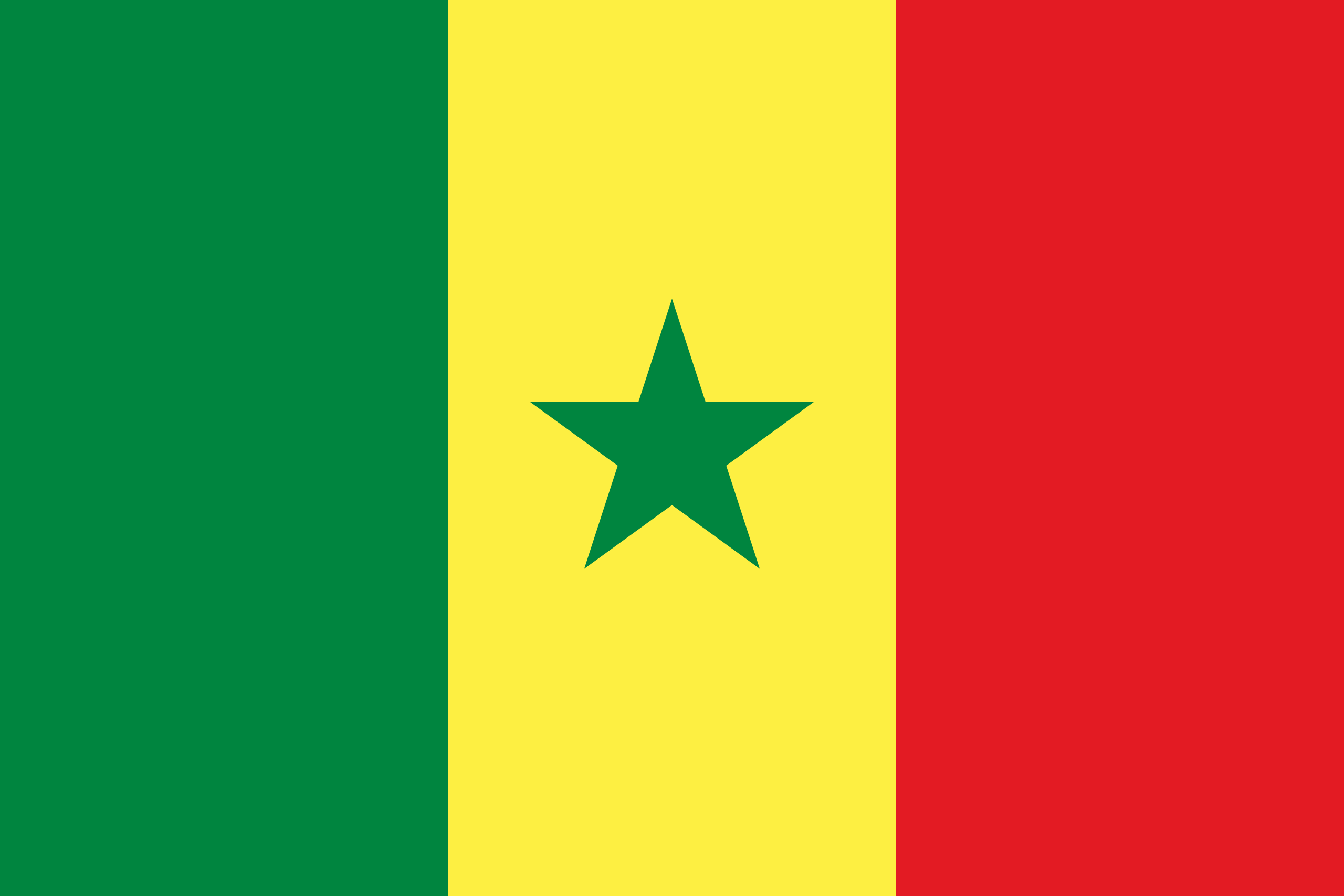 Senegal's flag